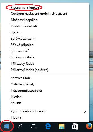 jednoduché připojení .net